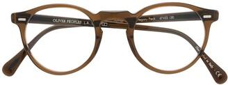 Oliver Peoples Gregory Peck glasses