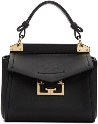 Givenchy Black Mini Mystic Top Handle Bag