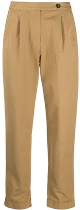 Massimo Alba Straight Leg Trousers
