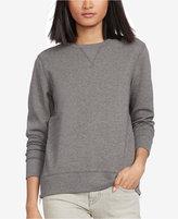 Polo Ralph Lauren Side-Zip Sweatshirt