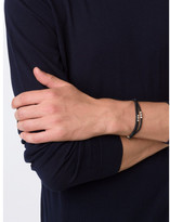 M. Cohen triple beaded bracelet