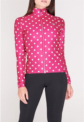 Sugoi Evolution Long Sleeve Cycling Jersey Ladies