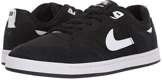 Nike SB Alleyoop (Black/White/Black) Men's Shoes