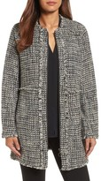 Nic+Zoe Women's Nic + Zoe Speckled Tweed Jacket
