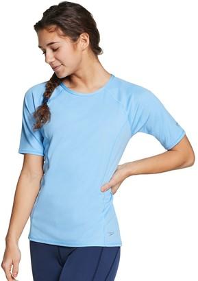 Speedo Women's UV Protection Rash Guard