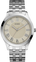 GUESS Men's Stainless Steel Bracelet Watch 44mm U0476G2