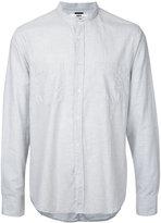 Hope 'Rick' chambray shirt - men - Cotton - 46