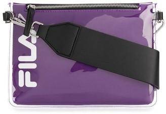 Fila Transparent Crossbody Bag