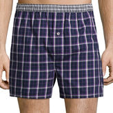 STAFFORD Stafford Woven Cotton Boxers - Big & Tall