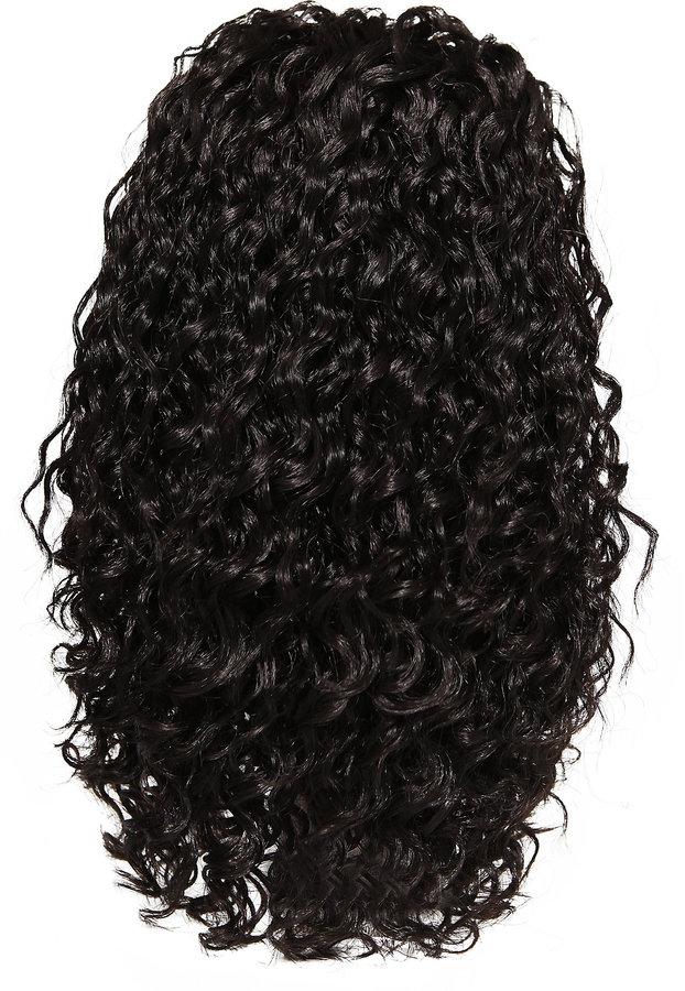 "Vienna 15"" Drawstring Synthetic Hair Off Black"