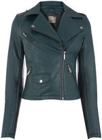 Oasis Faux Leather Lucy Biker