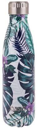 Oasis Stainless Steel Double Wall Insulated Drink Bottle 500ml - Tropical