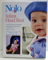 NoJo Infant Head Rest Head Support - White Color