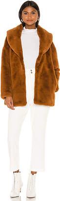 Heartloom Ava Faux Fur Coat