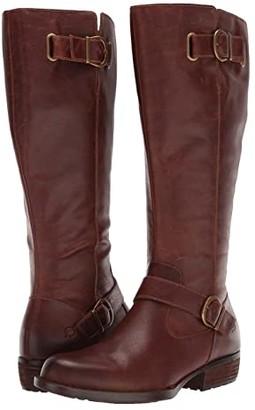 Børn Turne (Black Full Grain Leather) Women's Boots