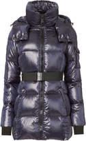 SAM. Soho Belted Puffer Jacket