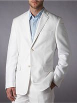 Perry Ellis Linen Cotton Classic Fit Jacket