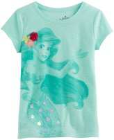 Disney/Jumping Beans Disney's The Little Mermaid Toddler Girl Ariel Slubbed Tee by Jumping Beans®