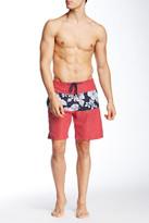 Trunks Colorblock Hybrid Swim Short