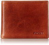 Fossil Men's Wallet Gift Set Bifold with Card Case