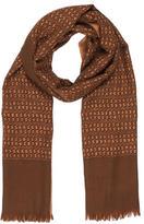 Hermes Cashmere Silk Stole