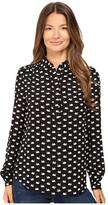 Kate Spade Swans Shirt