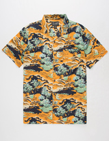 Retrofit Tropical Camp Mens Shirt