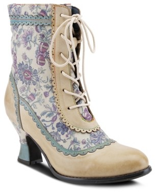 L'artiste By Spring Step Bewitch Bootie
