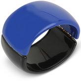 INC International Concepts IRIS X Hinge Bangle Bracelet, Only at Macy's
