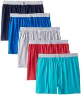 Fruit of the Loom Men's 5pk CWB Knit Boxer