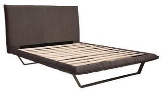 Latitude Run Berlare Solid Wood Upholstered Platform Bed Size: King