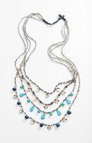 J. Jill Ocean Mist Cascading Necklace