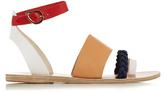 Ancient Greek Sandals Agni leather sandals