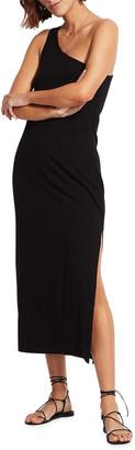 Seafolly Jersey One-Shoulder Midi Dress