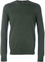 Fay classic knitted sweater - men - Virgin Wool - 48