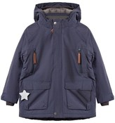 Mini A Ture Wandy Navy Ski Jacket