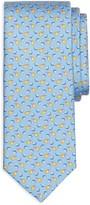 Brooks Brothers Lemon Print Classic Tie