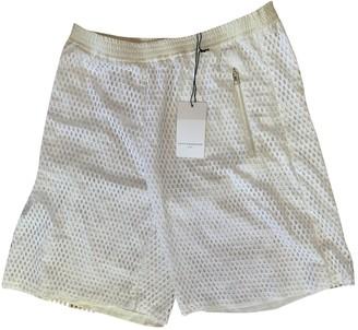 Faith Connexion White Shorts for Women