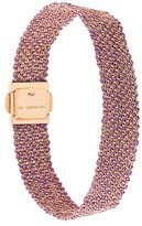 Carolina Bucci 18kt rose gold 'Woven' bracelet