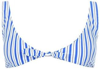 Polo Ralph Lauren Polo Stripe Knot Bra Ld02