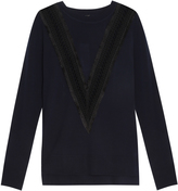 ADAM by Adam Lippes Embroidered Sweater