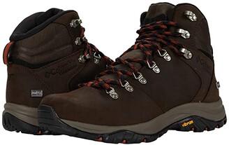 Columbia 100MW Titanium Outdry (Cordovan/Dark Adobe) Men's Shoes