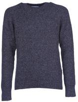 Ami Alexandre Mattiussi Raglan Crewneck Sweater