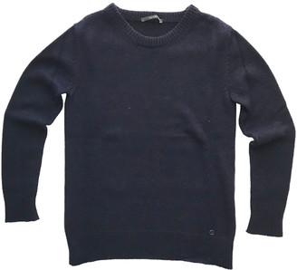 Gucci Blue Cashmere Knitwear