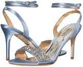 Badgley Mischka Jen (Azure Blue) Women's Shoes