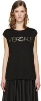 Versace Black Muscle T-Shirt