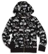 Appaman Toddler's, Little Boys' & Boy's Graphic Printed Downtown Hoodie