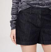 """LOFT Denim Riviera Shorts with 4"""" Inseam"""