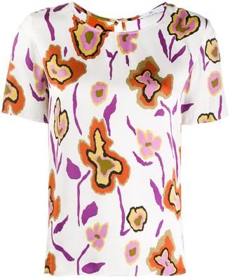 Paul Smith floral short-sleeve T-shirt