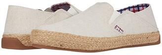Ben Sherman Prill Heel Slip (Natural Cotton) Men's Shoes